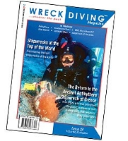 Free Silicone Pouch, Free Year Subscription to Wreck Diving Magazine (U.S.A. print version only) with every Nautilus LifeLine Marine Rescue GPS purchase.